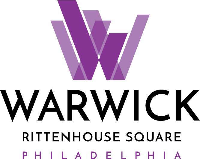 Logo for The Warwick Rittenhouse Square