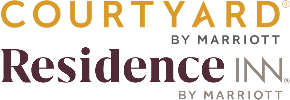 Logo for Courtyard/Residence Inn by Marriott Downtown/Convention Center