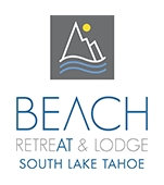 Logo for The Beach Retreat & Lodge at Tahoe