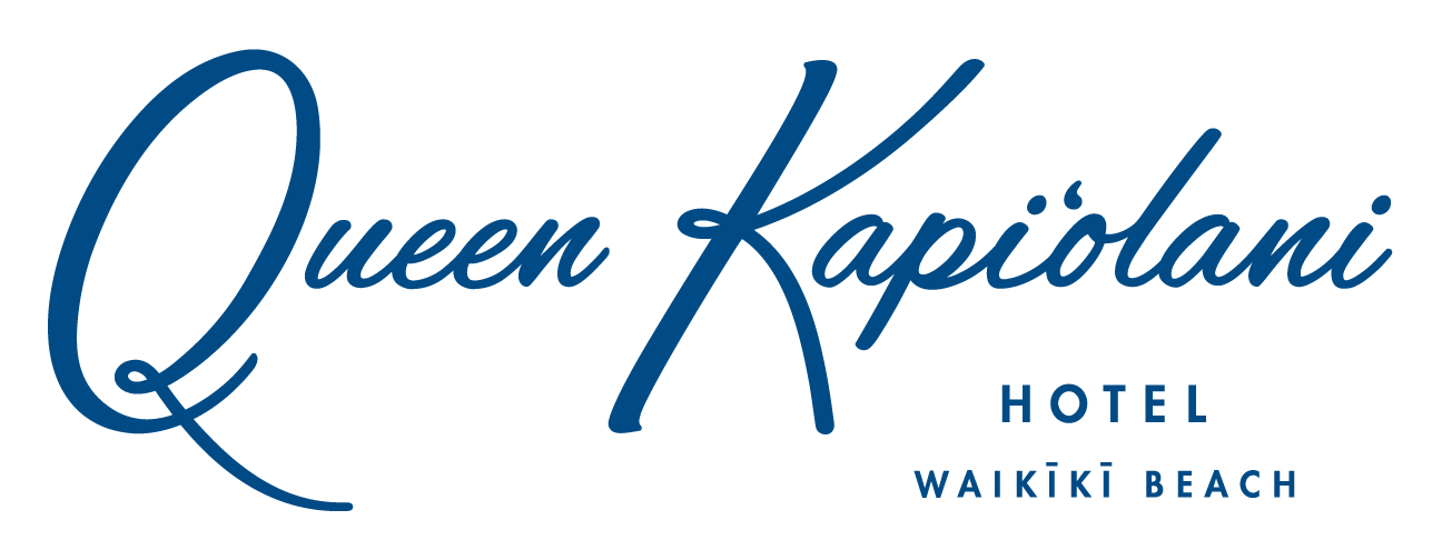 Logo for Queen Kapiolani Hotel
