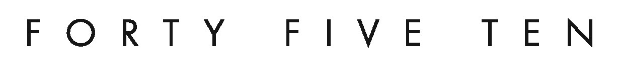 Logo for Forty Five Ten on Main