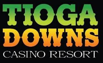 Logo for Tioga Downs Casino & Resort