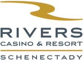 Logo for Rivers Casino & Resort Schenectady