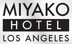 Logo for Miyako Hotel Los Angeles