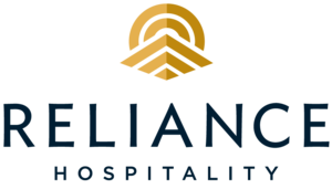 Logo for Reliance Hospitality