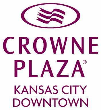 Logo for Crowne Plaza Kansas City Downtown