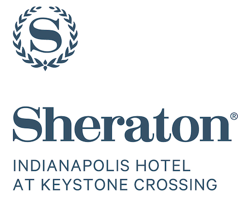 Logo for Sheraton Indianapolis Hotel at Keystone Crossing