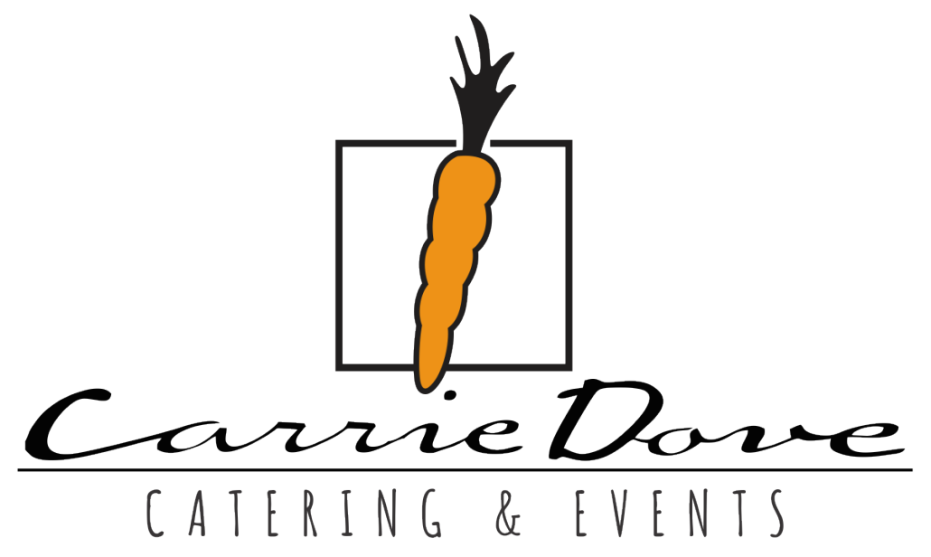 Logo for Carrie Dove Catering & Events