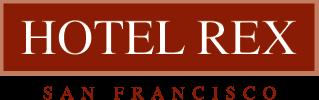 Logo for Hotel Rex San Francisco