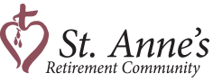 Logo for St. Anne's Retirement Community