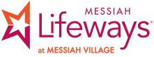 Logo for Messiah Lifeways at Messiah Village