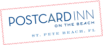 Logo for Postcard Inn St. Pete Beach