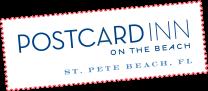 Logo for Postcard Inn St. Pete Beach