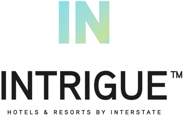Logo For Intrigue Hotels Resorts By Interstate