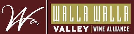 Logo for Walla Walla Wine
