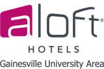 Logo for Aloft Gainesville University Area