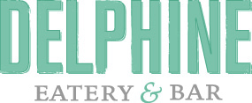 Logo for Delphine Eatery & Bar