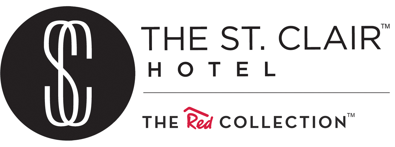 Logo for The St. Clair Hotel