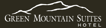 Logo for Green Mountain Suites Hotel