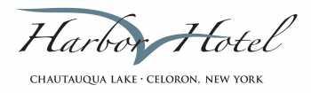 Logo for Chautauqua Harbor Hotel