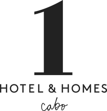 Logo for 1 Hotel & Homes Cabo