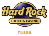 Logo for Hard Rock Hotel & Casino Tulsa
