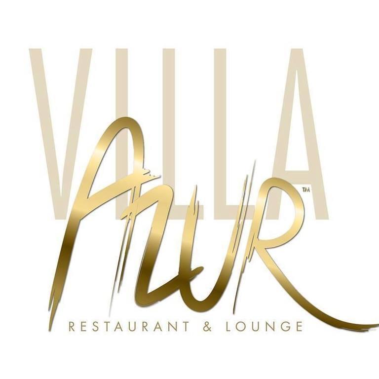 Logo for Villa Azur Restaurant & Lounge