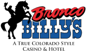 Logo for Bronco Billy's Casino