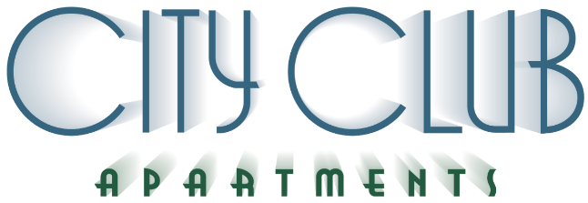 Logo for City Club Apartments