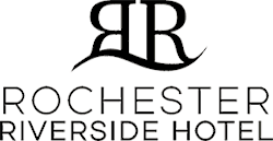 Logo for Rochester Riverside Hotel