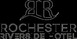 Logo for Rochester Riverside Hotel