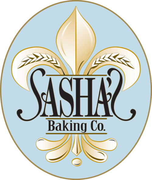 Logo for Banksia (the new look of Sasha's Baking Co.)