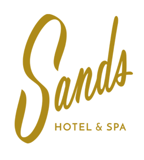 Logo for Sands Hotel & Spa