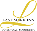 Logo for Landmark Inn