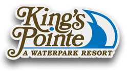 Logo for King's Pointe Resort