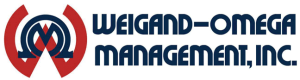Logo for Weigand-Omega Management, Inc.