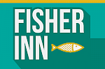 Logo for Fisher Inn Resort