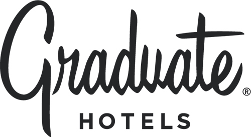 Logo for Graduate Hotels
