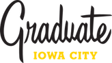 Logo for Graduate Iowa City