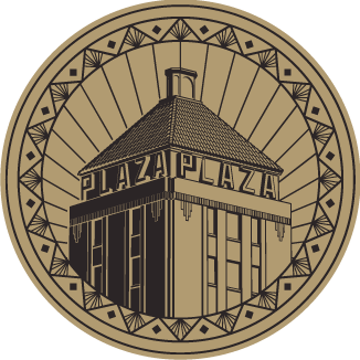 Logo for The Plaza Hotel Pioneer Park
