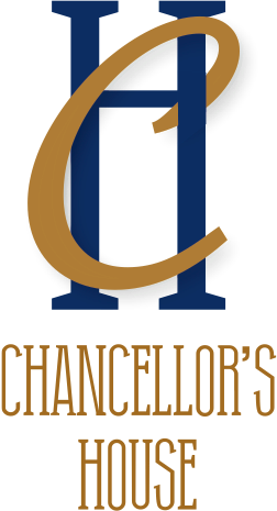 Logo for Chancellor's House Hotel