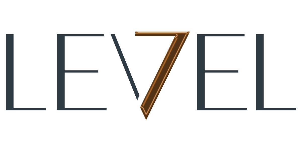 Logo for Level 7 Rooftop Bar