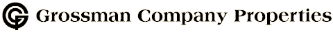 Logo for Grossman Company Properties