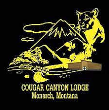 Logo for Cougar Canyon Lodge & Escape