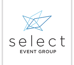 Logo for Select Event Group