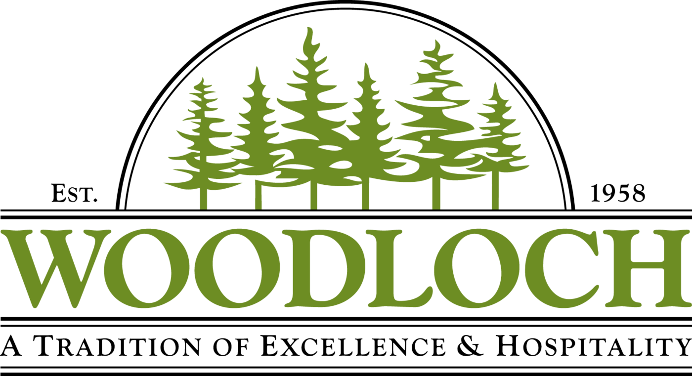 Logo for Woodloch Resort