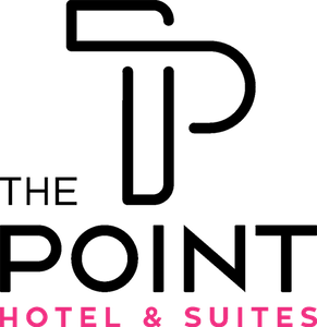 Logo for The Point Hotel & Suites