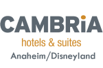 Logo for Cambria Hotel Anaheim Resort Area