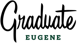 Logo for Graduate Eugene
