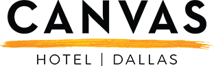 Logo for Canvas Hotel Dallas